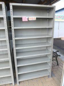 整理にベンリ!アングル棚が大量入荷のため特価販売中♪