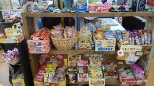 みんな大好き駄菓子コーナー( *´艸`)💛