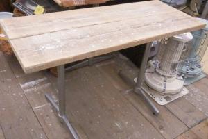 古材リノベーション家具2